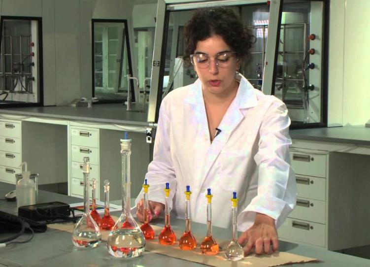 制备电导率标准检测溶液